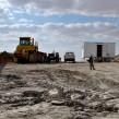 Le site industriel de Kef Eddor est à l'arrêt (Photo CFJ / U. M.)
