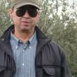 Hishem Kanzari, un agriculteur hyperactif (Photo CFJ / M.C.)