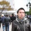 Sofiane Belhaj, co-fondateur de l'Association des blogueurs tunisiens (photo CFJ/ S. A.)
