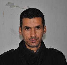 Salem Ayari, une maîtrise en langue arabe, un master en sociologie. Au chômage. (photos CFJ/ T.C.)