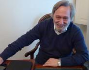 Giacomo Fiaschi, conseiller politique d'Ennahdha. (Photo CFJ / L. D-N D-M.)