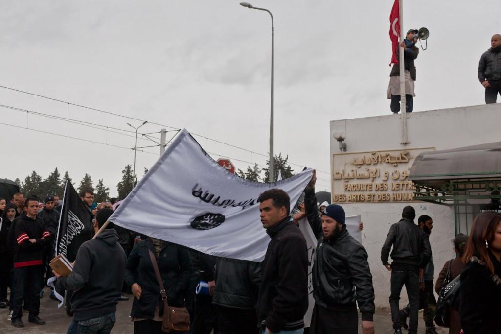 La Manouba, le 7 mars 2012